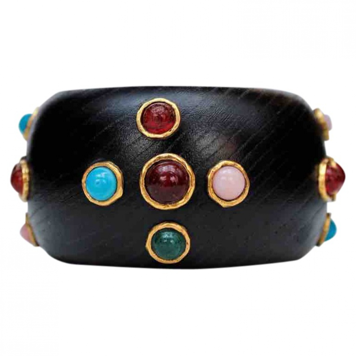 Chanel Baroque Armband in Holz