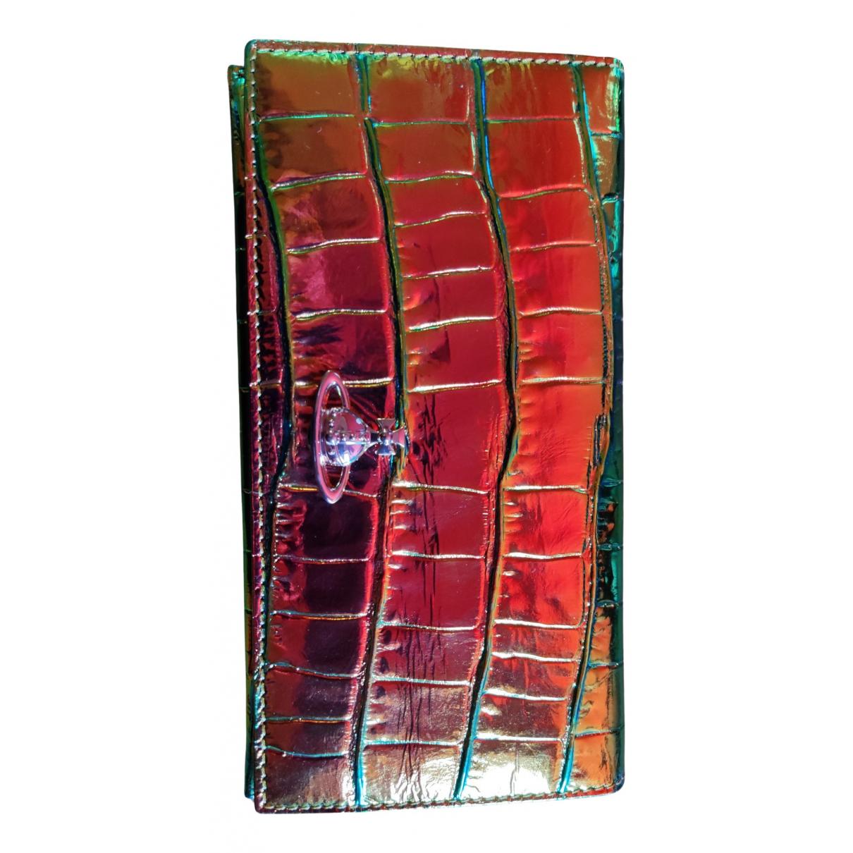 Vivienne Westwood \N Kleinlederwaren in Leder