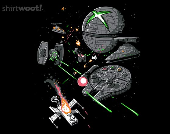Console Wars T Shirt