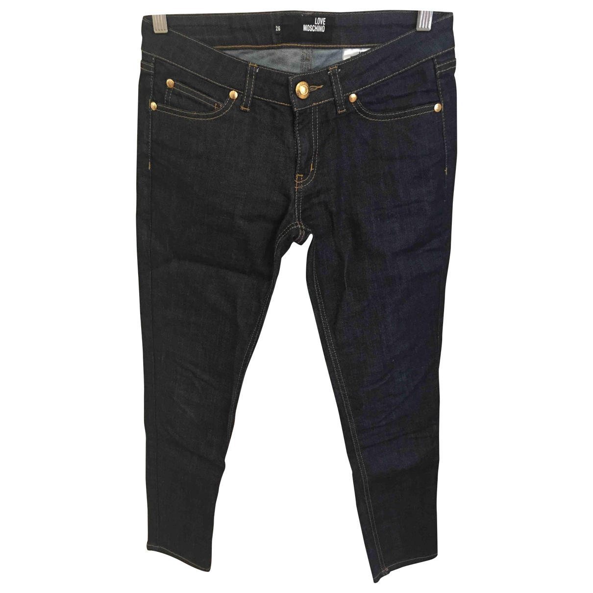 Moschino Love \N Denim - Jeans Jeans for Women 26 US