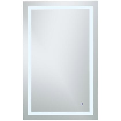 MRE13048 Helios 30In X 48In Hardwired Led Mirror With Touch Sensor And Color Changing Temperature