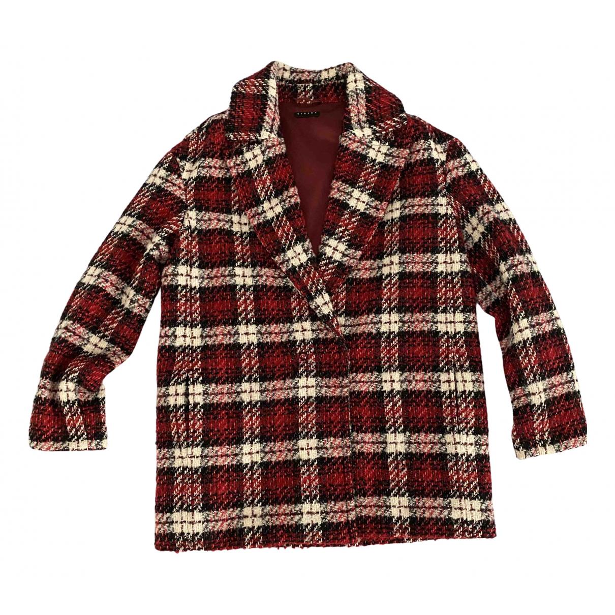 - Manteau   pour femme - multicolore