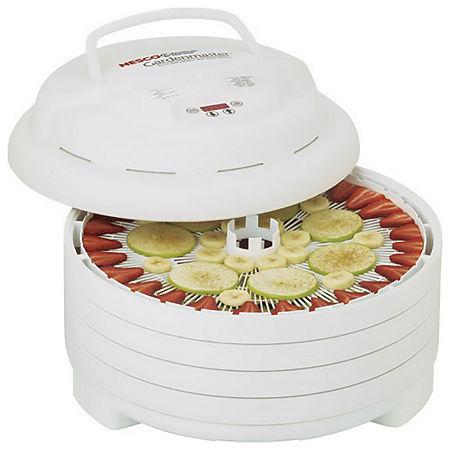 Nesco FD-1040 American Harvest 1000 Watt Gardenmaster Food Dehydrator, One Size , White