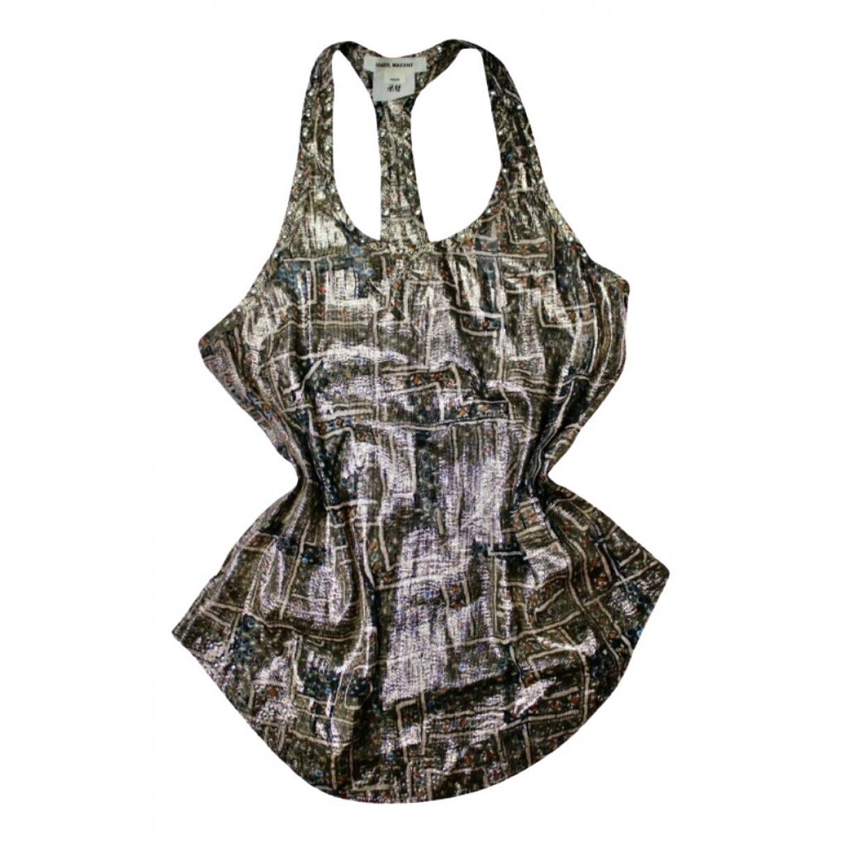 Isabel Marant Pour H&m \N Silk  top for Women M International