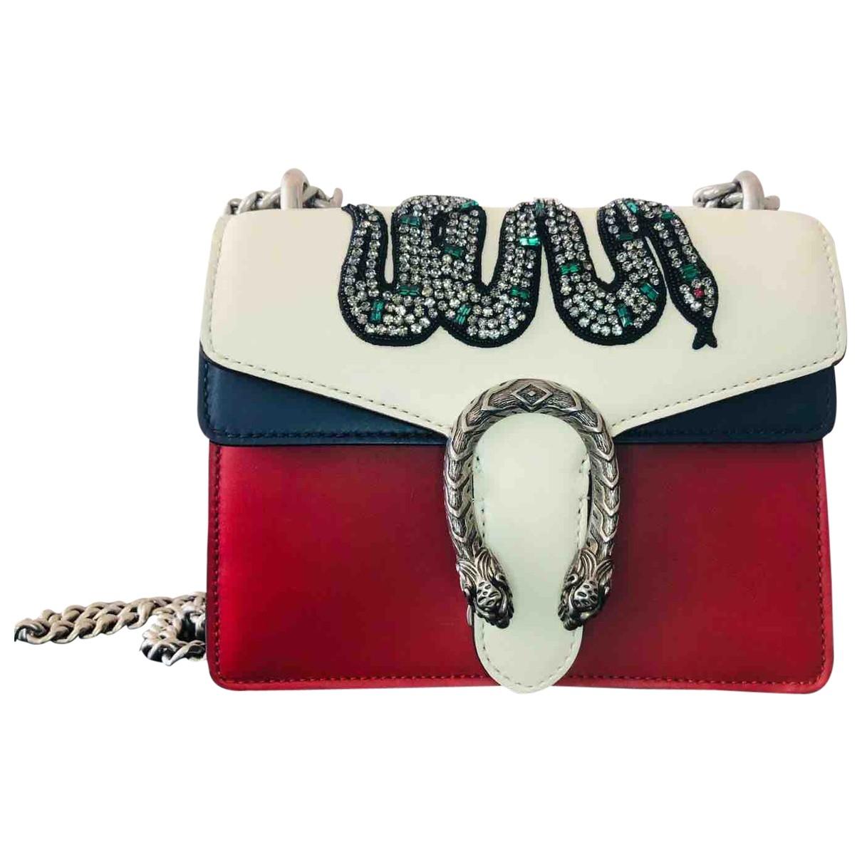 Gucci Dionysus Multicolour Leather handbag for Women \N