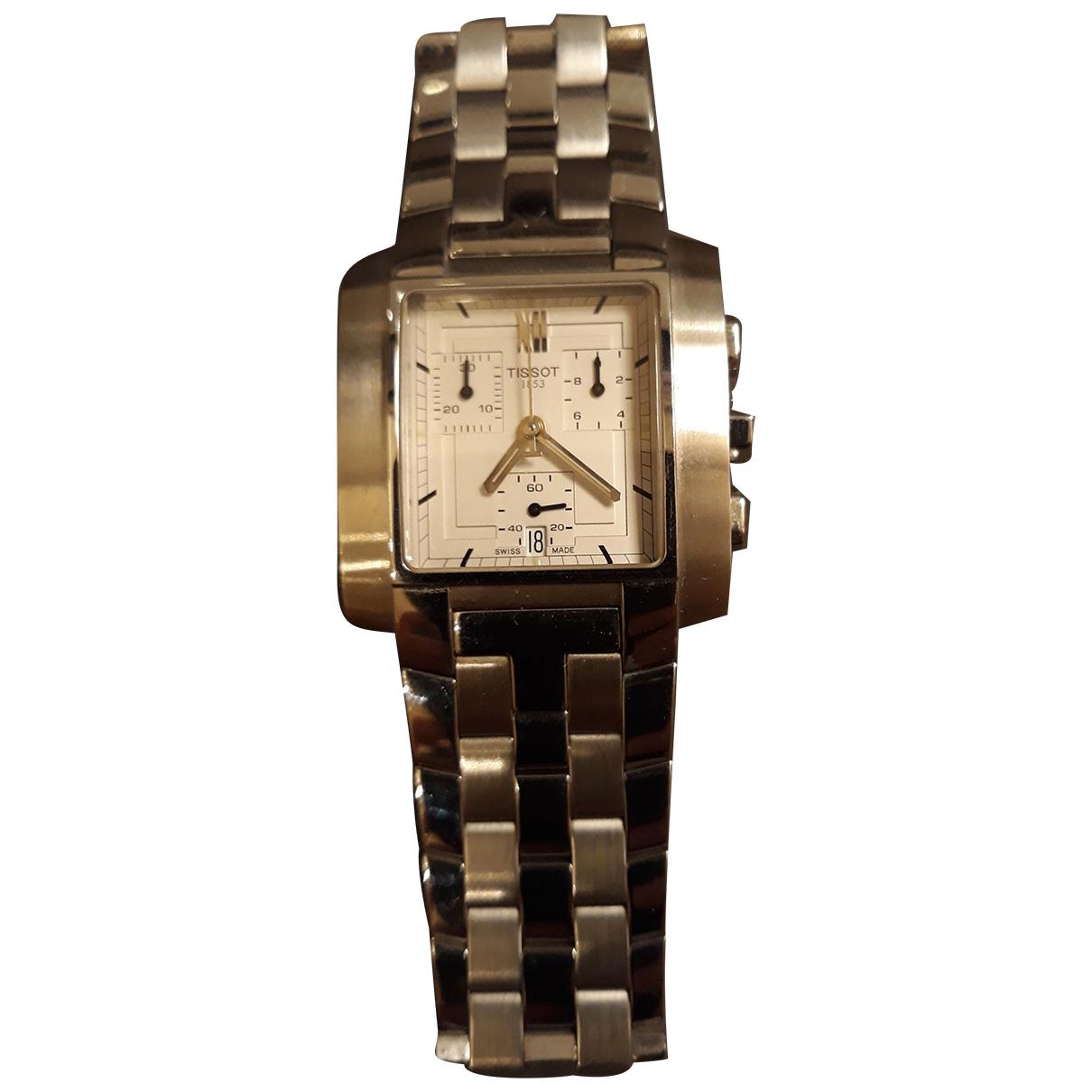 Tissot \N Steel watch for Men \N