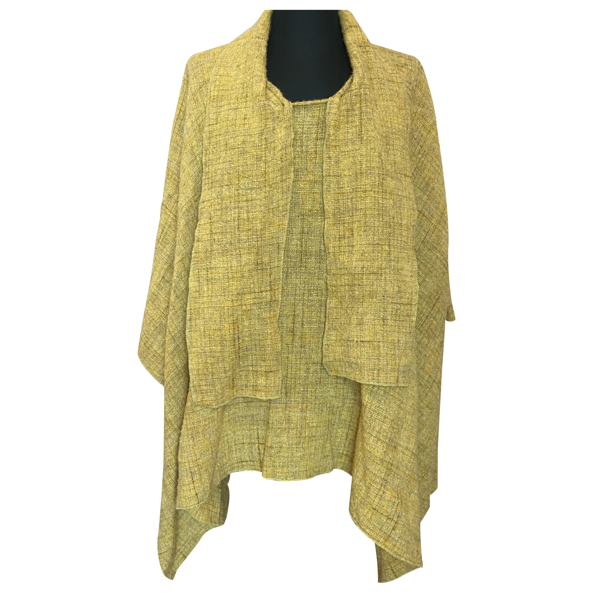 Non Signé / Unsigned N Wool Knitwear for Women One Size IT
