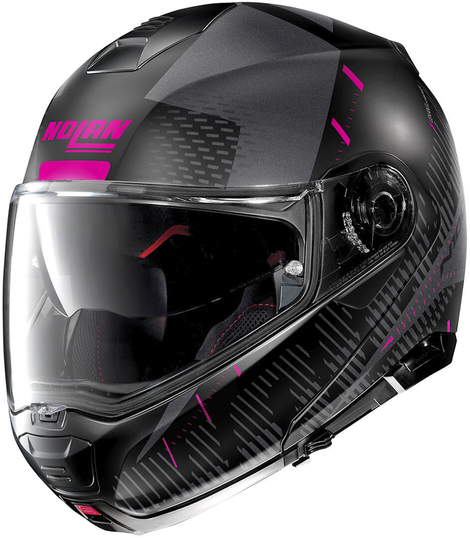 Nolan N100-5 Lightspeed N-Com 055  Modular Helmet XS