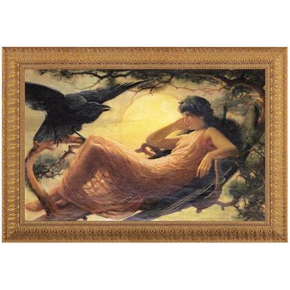 DA1334 46X32 The Night Raven