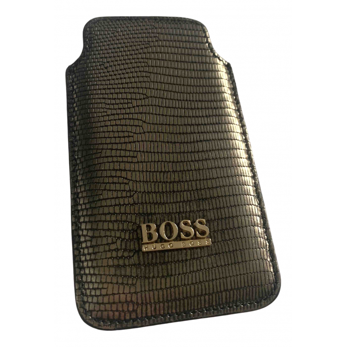 Hugo Boss \N Gold Purses, wallet & cases for Women \N