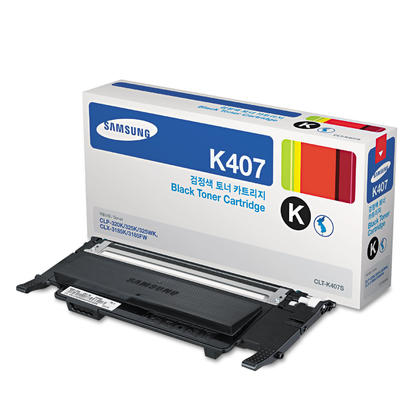 Samsung CLT-K407S Original Black Toner Cartridge