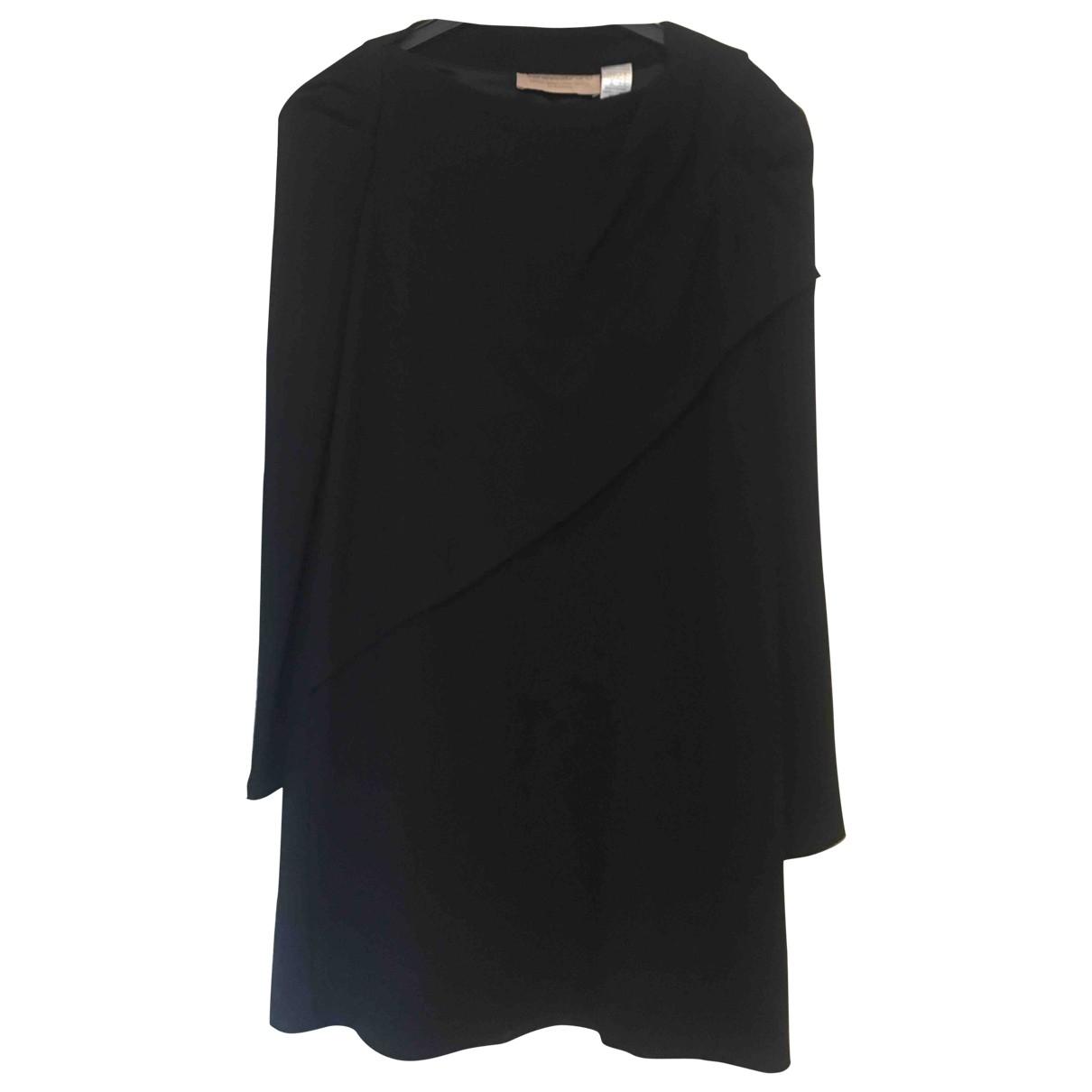 Vanessa Bruno \N Black Wool dress for Women 42 FR