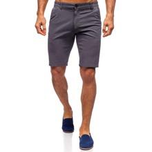 Shorts con boton