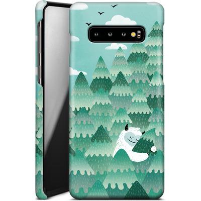 Samsung Galaxy S10 Plus Smartphone Huelle - Tree Hugger von Little Clyde