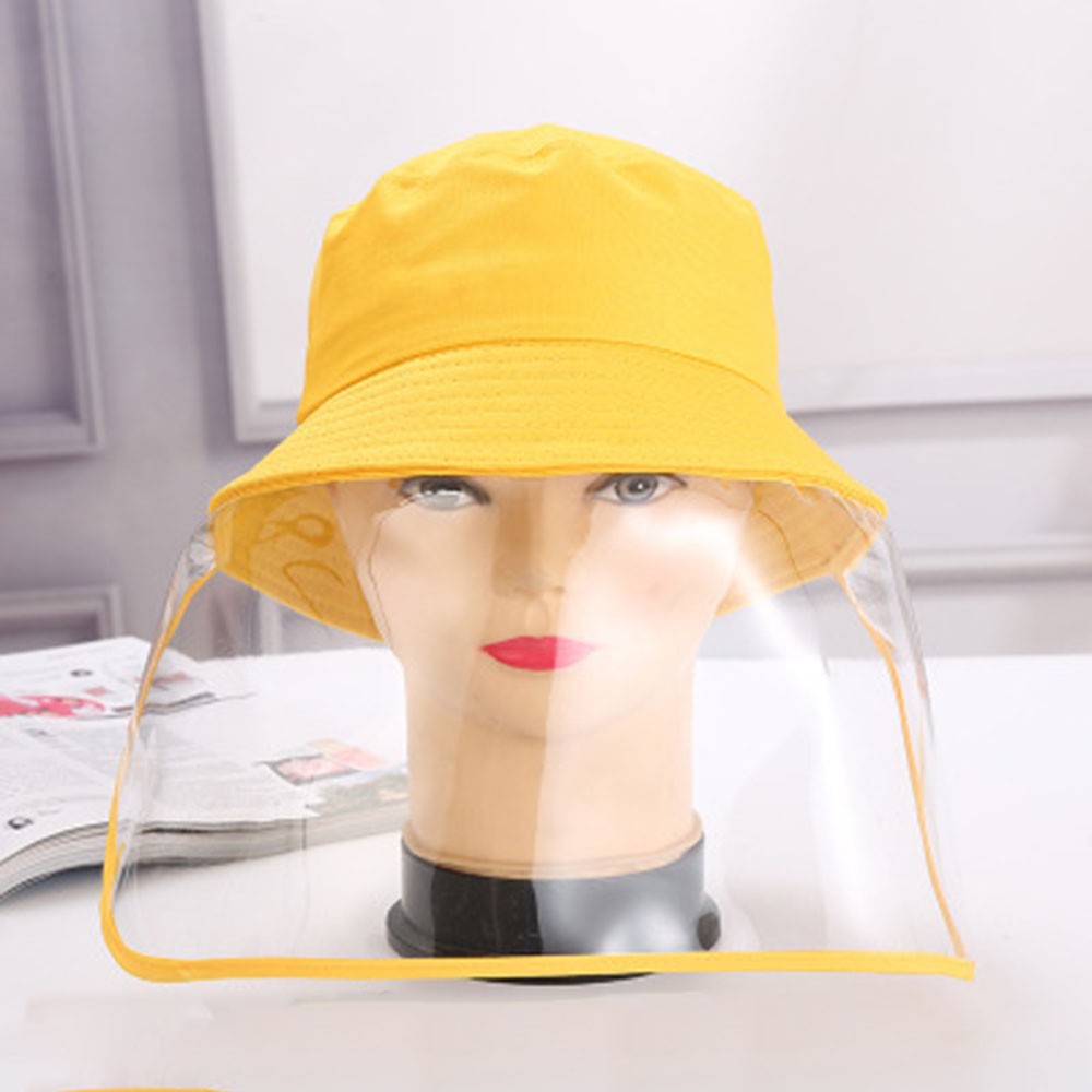 Men And Women Outdoor Anti-droplet Saliva Baseball Cap Spring And Summer Removable Sun Protection Shield Hat