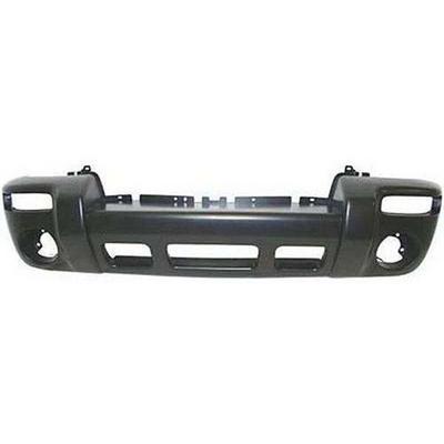Crown Automotive Front Bumper Fascia (Black) - 5GJ63HS5AC