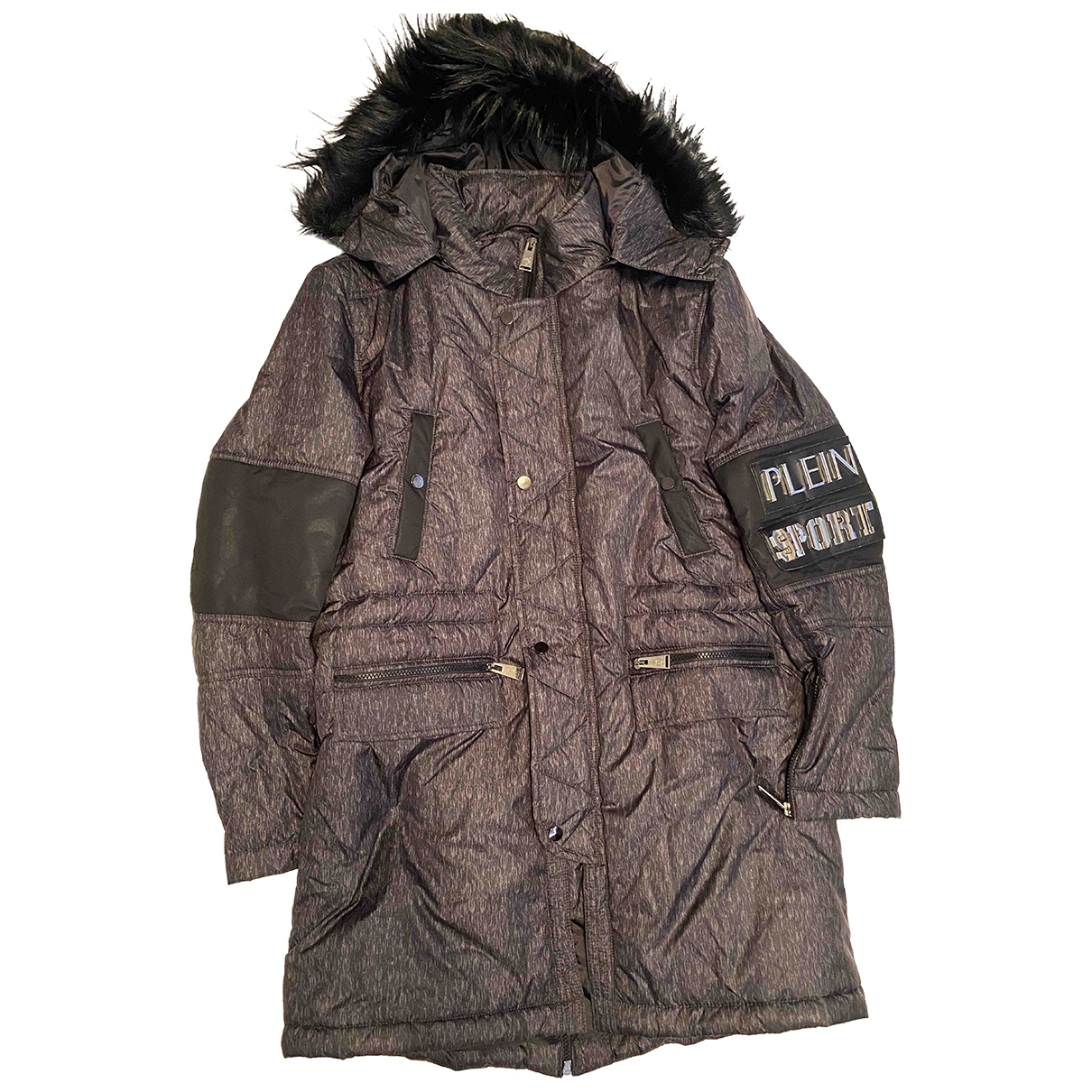 Philipp Plein \N Black jacket  for Men XXXL International
