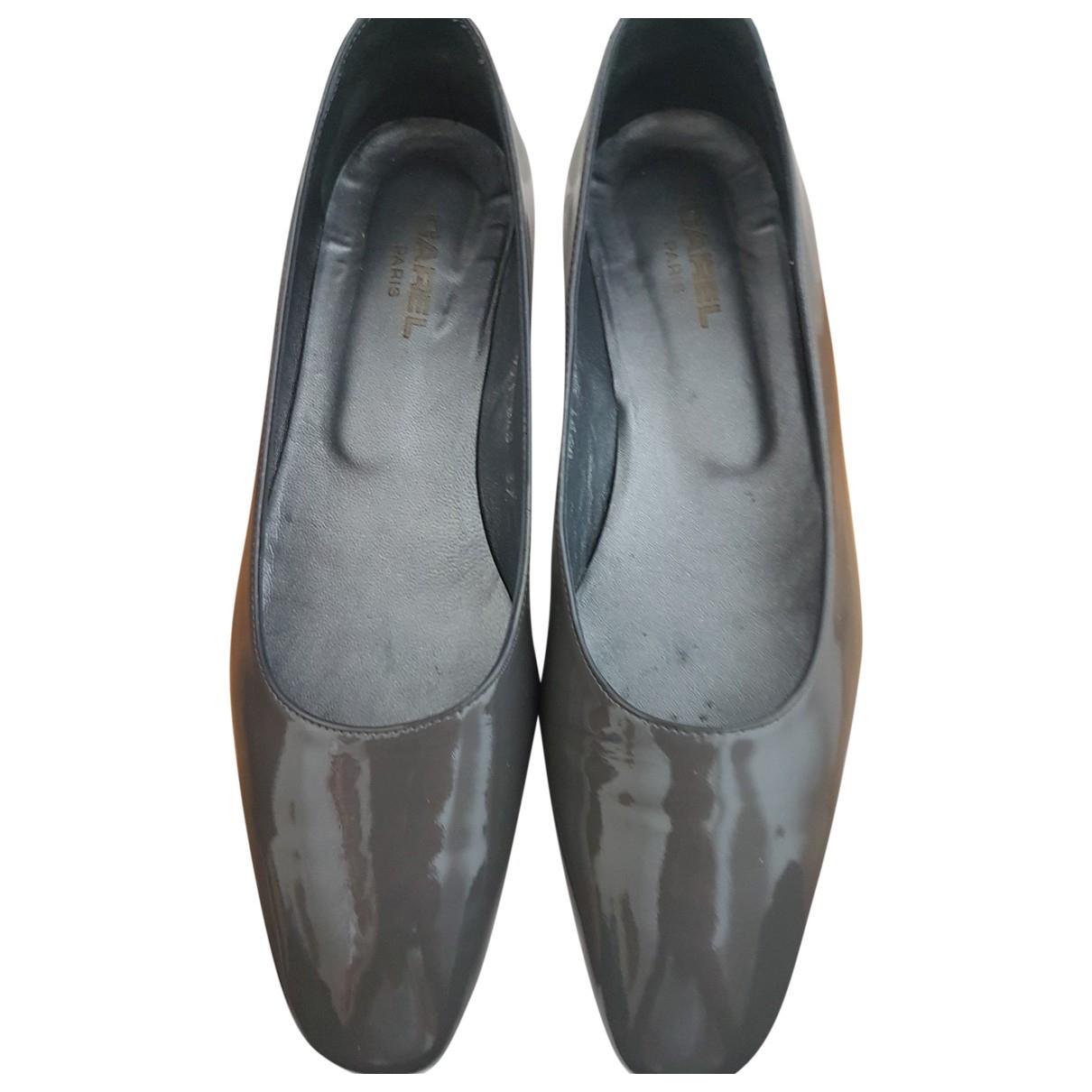 Carel \N Patent leather Ballet flats for Women 37 EU