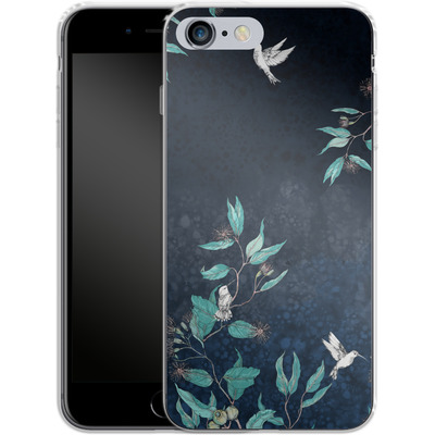 Apple iPhone 6 Plus Silikon Handyhuelle - Tranquility von Stephanie Breeze