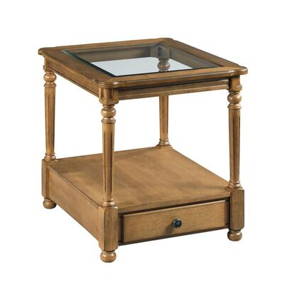 Candlewood-Hamilton Collection 676-915 Rectangular Drawer End Table in