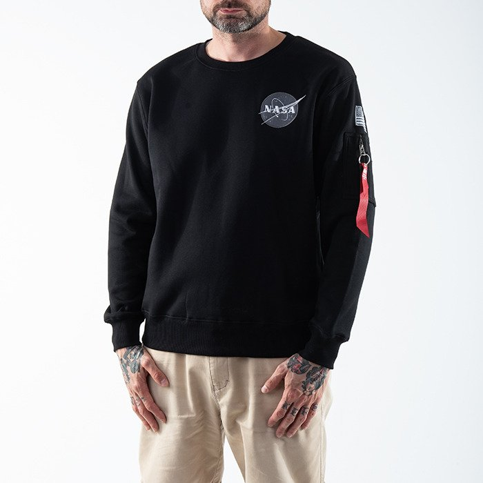 Alpha Industries NASA Sweater 186304 03