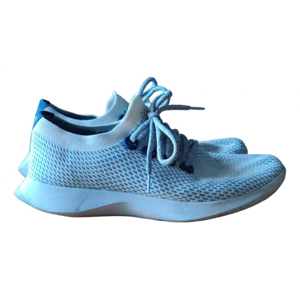 Allbirds \N Sneakers Blau