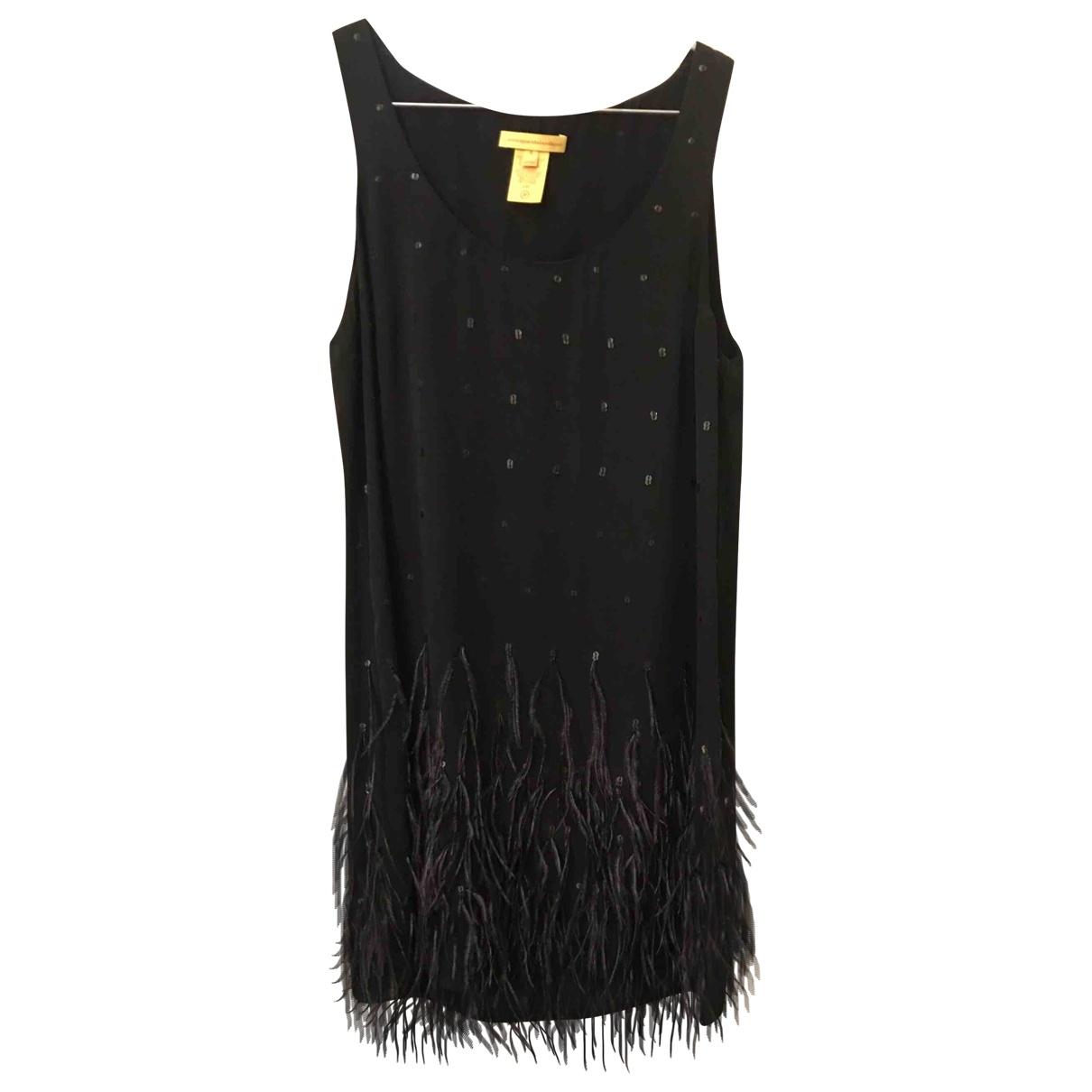 Catherine Malandrino \N Black Silk  top for Women 4 US