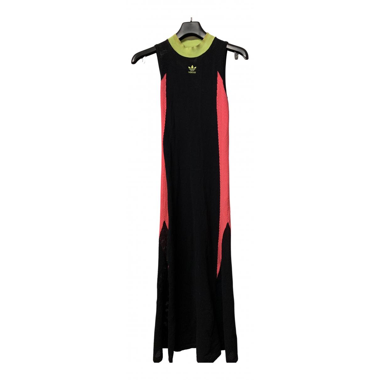 Adidas - Robe   pour femme - noir