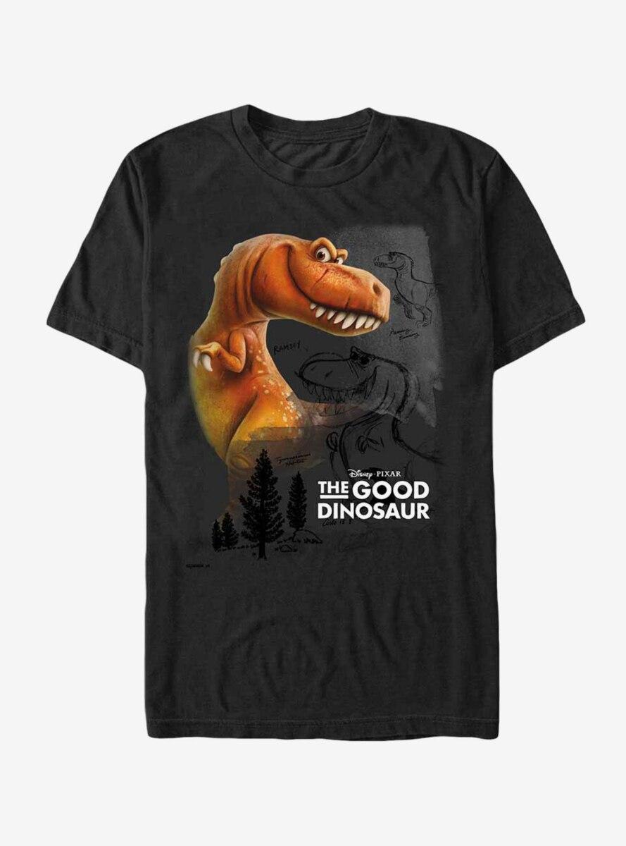 Disney The Good Dinosaur Ramsey T-Shirt
