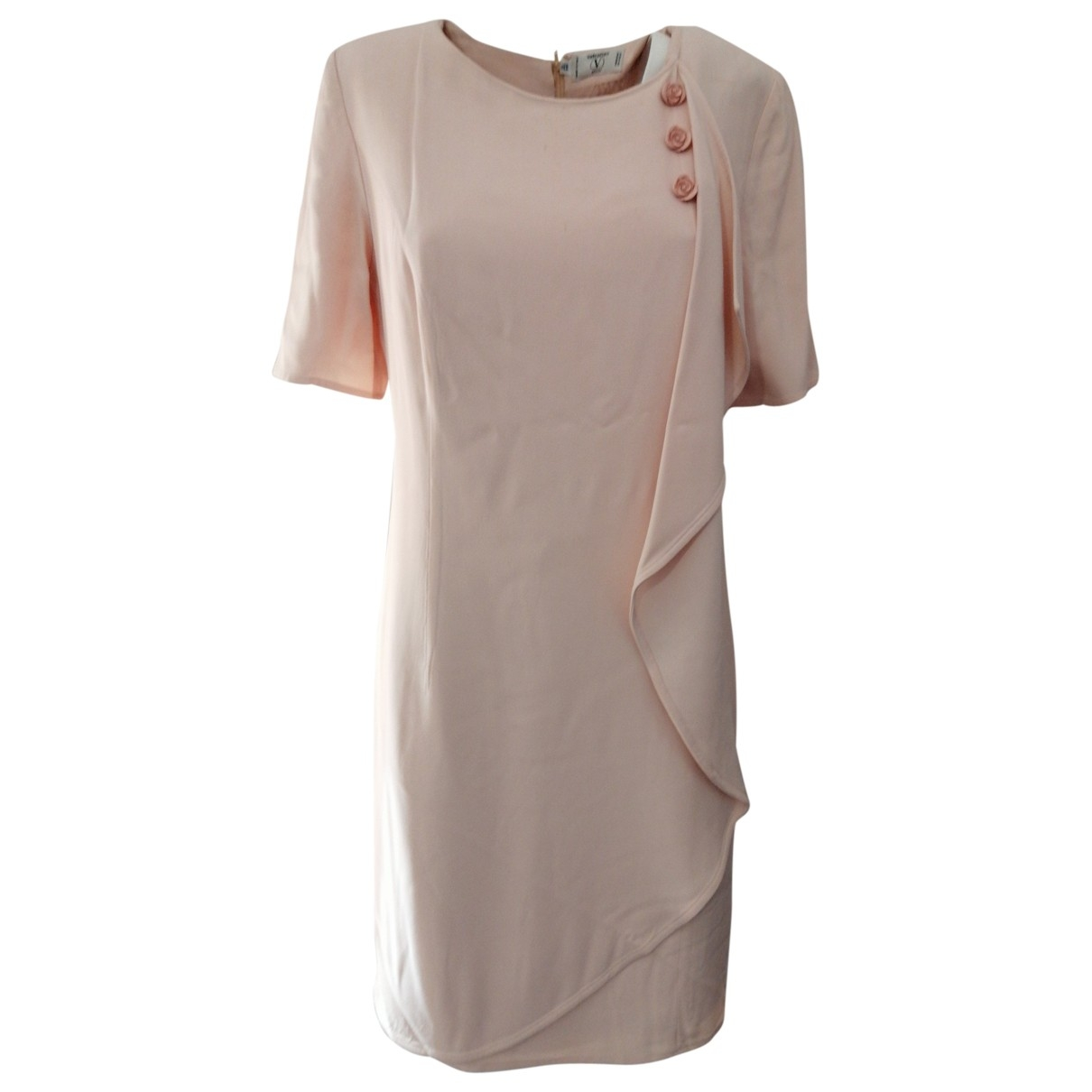 Valentino Garavani \N Pink dress for Women 44 IT