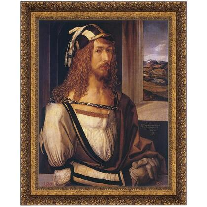 DA1793 31.5X39 Durer Self Portrait