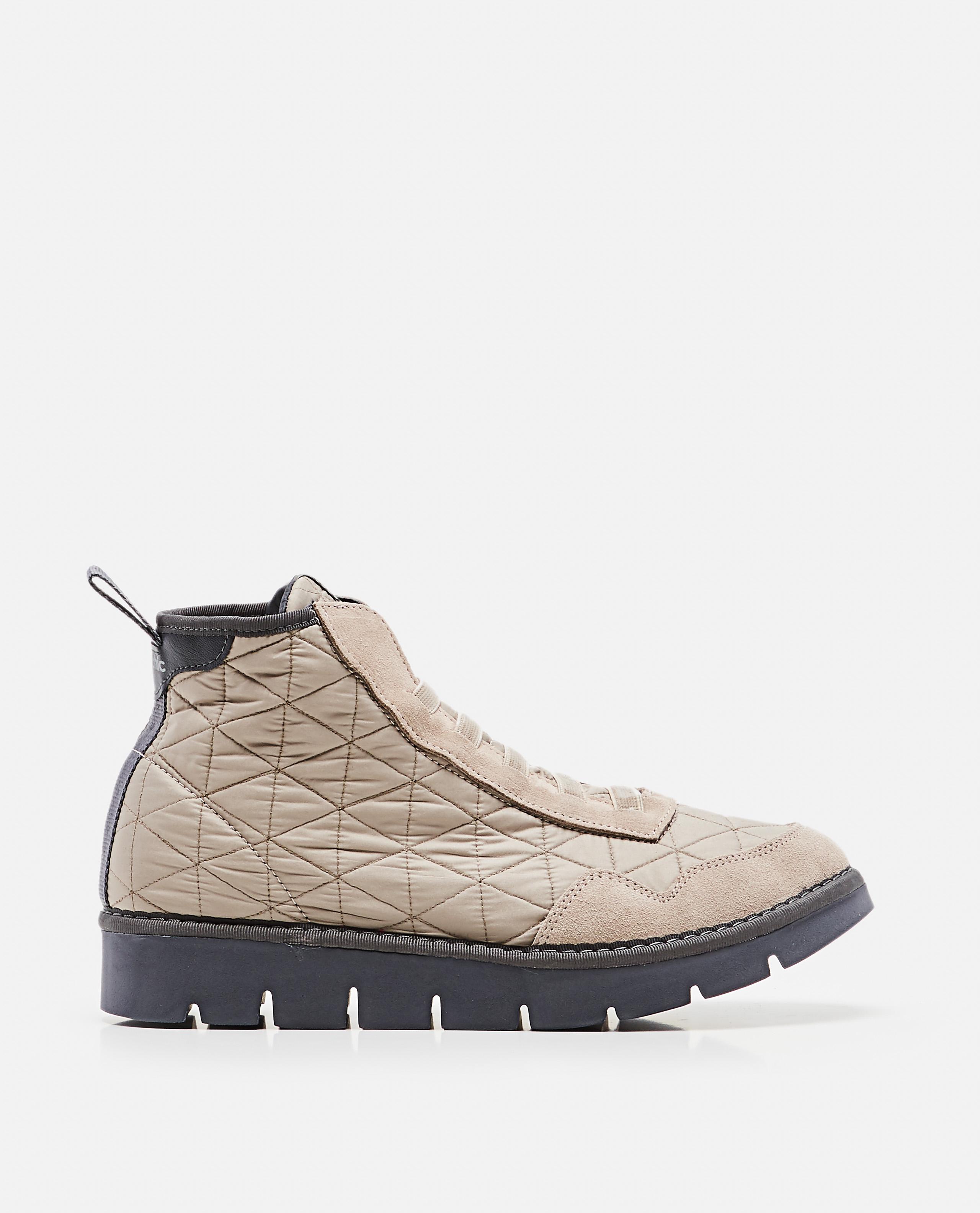 Nylon ankle boot