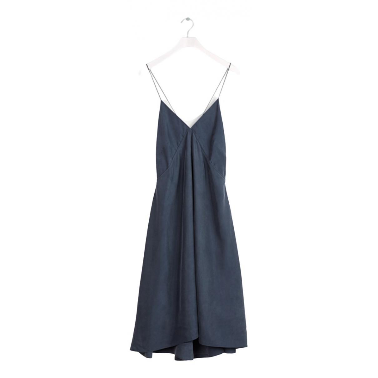 Filippa K \N Navy Silk dress for Women M International