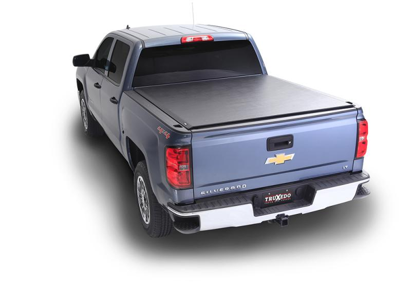 Truxedo 771101 Deuce - 07-13 Silv/Sierra 1500/07-14 HD 6'6 w/out Cargo Management System Chevrolet Silverado 1500 2007-2013