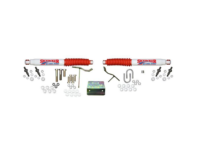 Skyjacker 7213 Steering Stabilizer Dual Kit 03-08 Dodge Ram 2500/3500