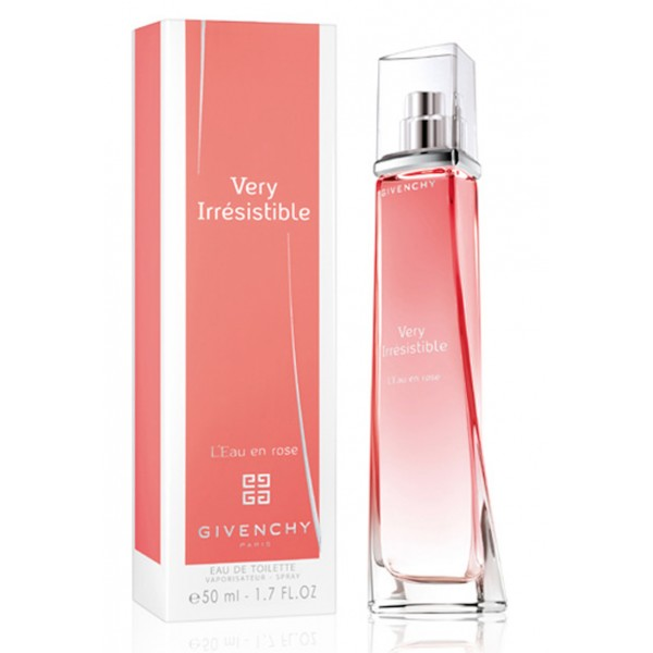 Very Irresistible LEau En Rose - Givenchy Eau de Toilette Spray 75 ML