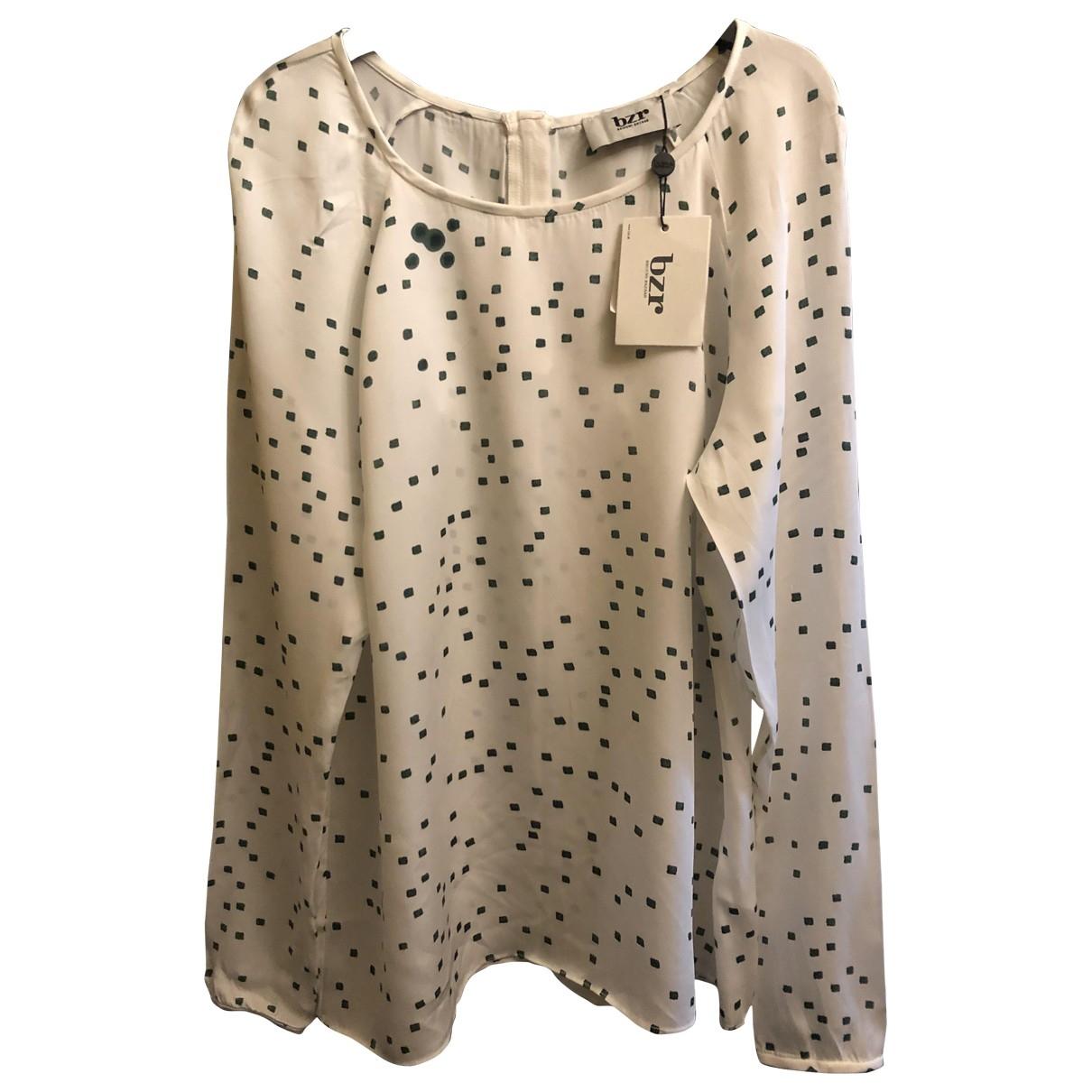 Bruuns Bazaar - Top   pour femme - blanc