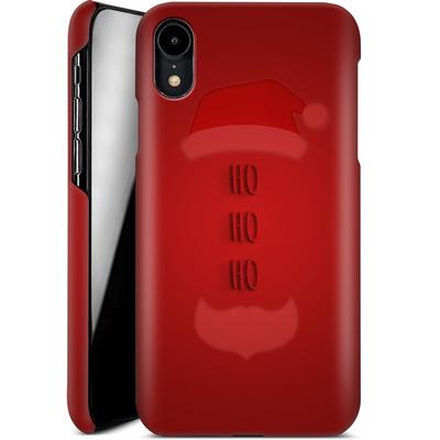 Apple iPhone XR Smartphone Huelle - Ho Ho Ho von caseable Designs