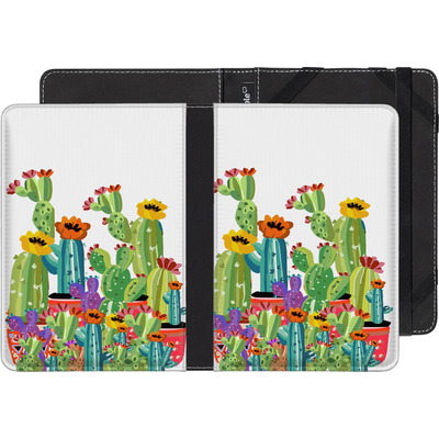 Amazon Kindle Paperwhite eBook Reader Huelle - Cacti Land von Mukta Lata Barua
