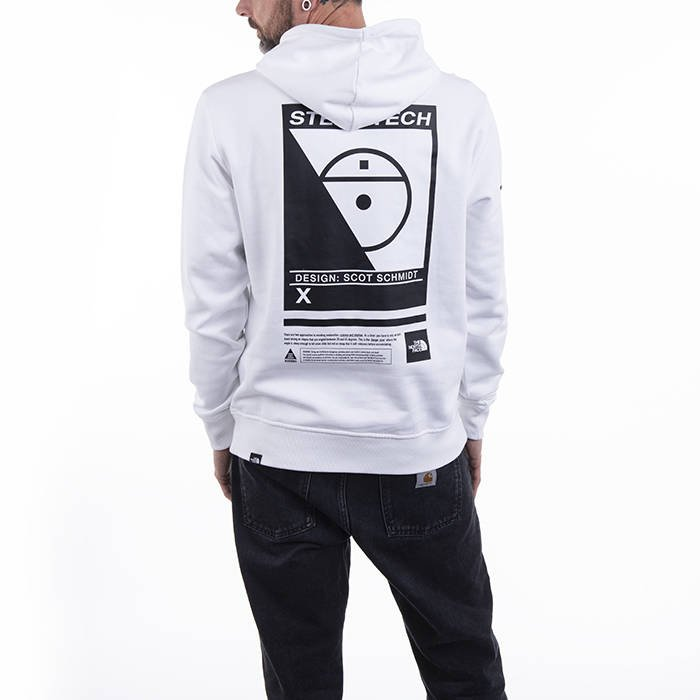 The North Face Steep Tech Logo Hoodie NF0A4SYIFN4