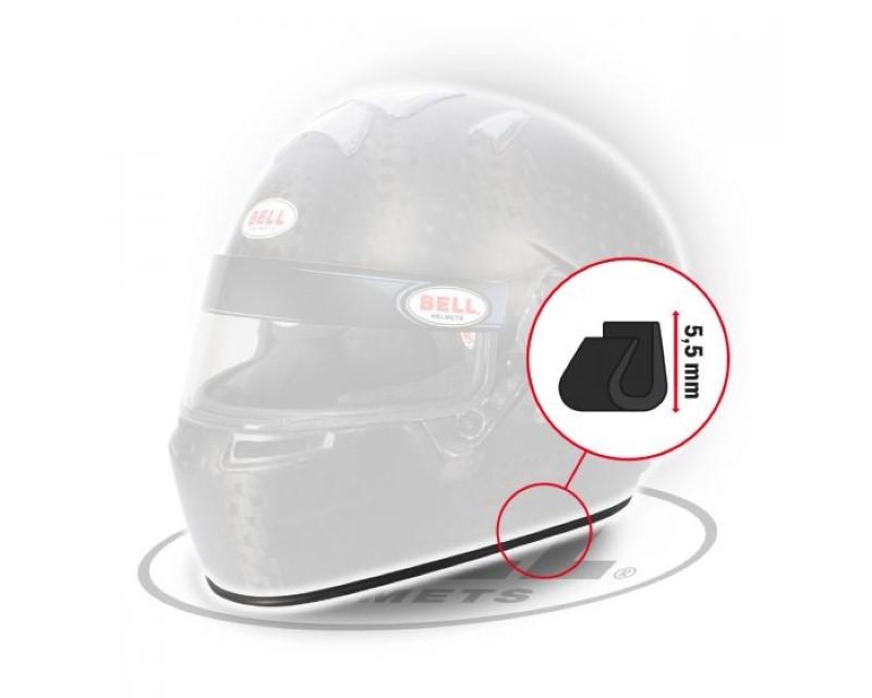 Bell Racing 2090031 Black Trim Edge Advance 1m Rubber Profile Kit