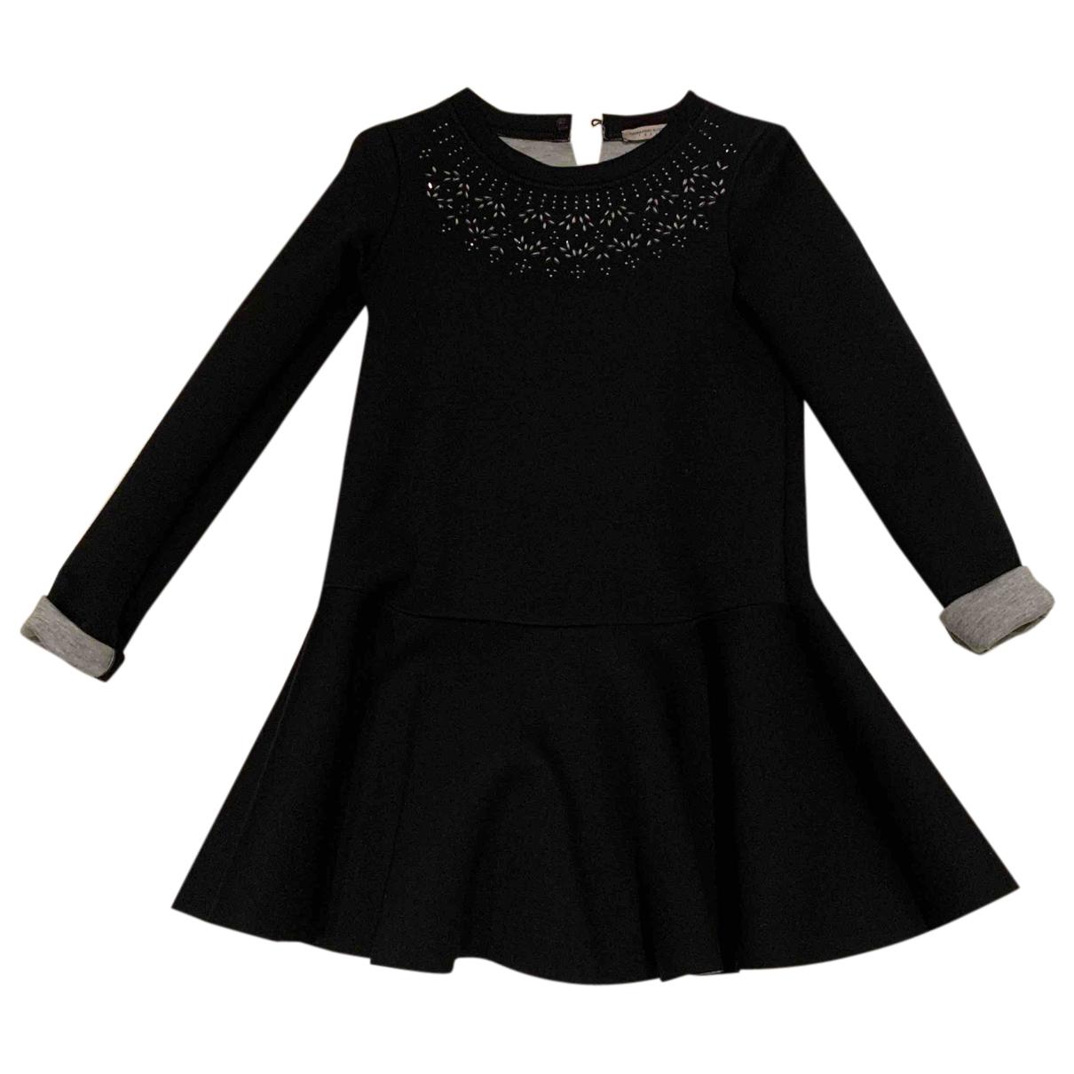 Ermanno Scervino - Robe    pour enfant - noir