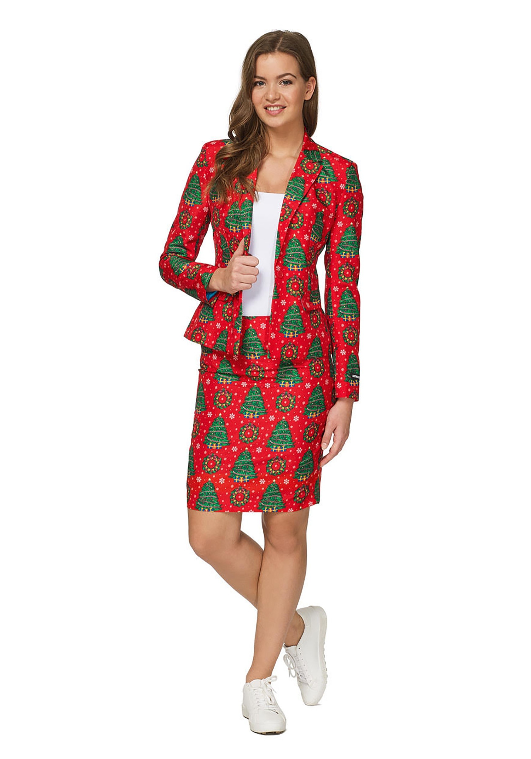 Women's Christmas Tree Suitmeister