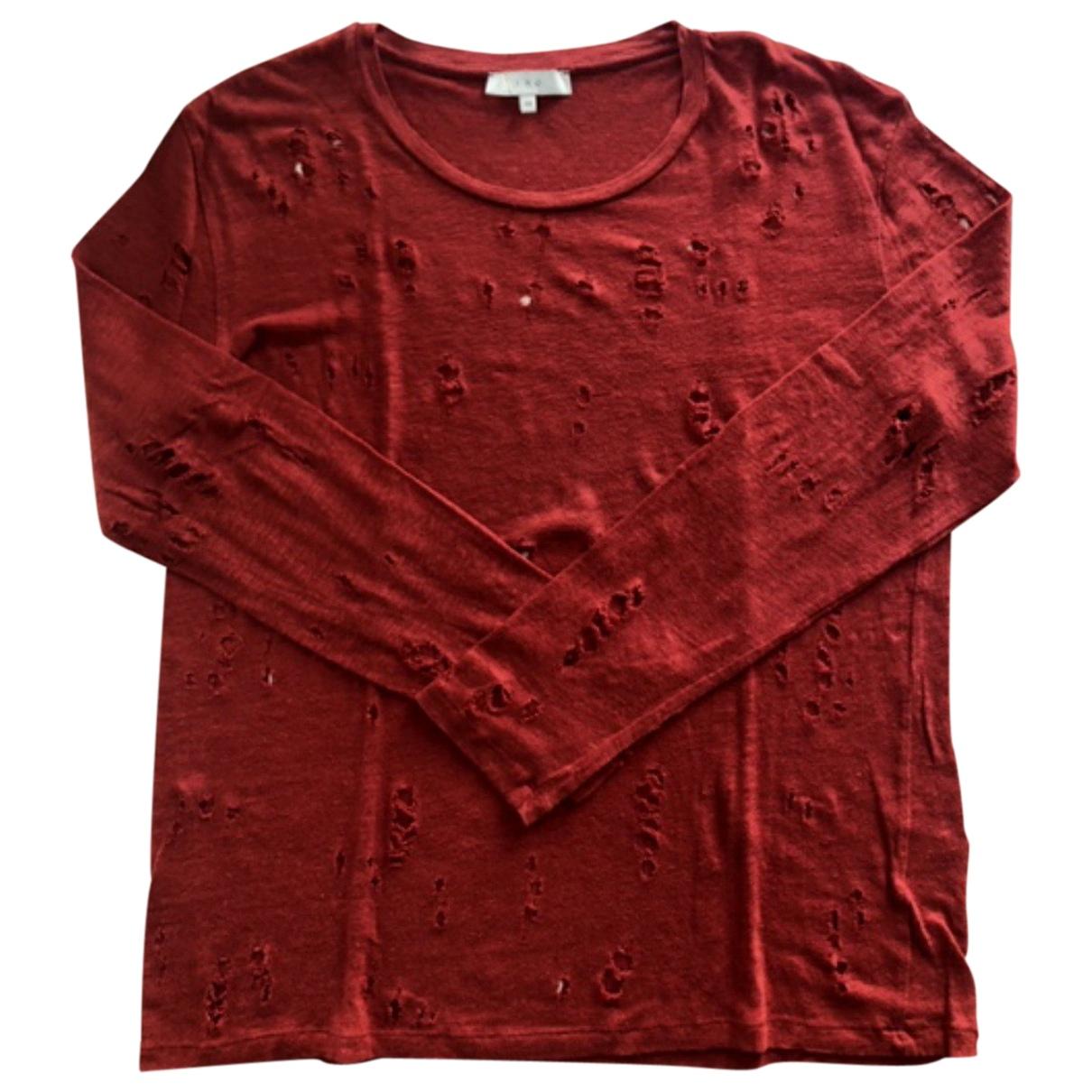 Camiseta de Lino Iro