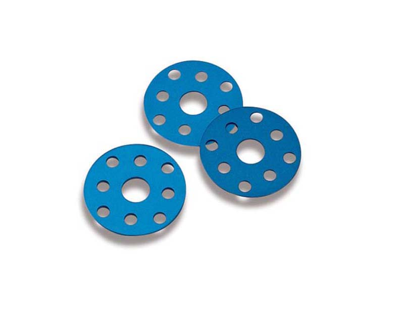 Weiand 8230WND PULLEY SPACER KIT (SET OF 3)