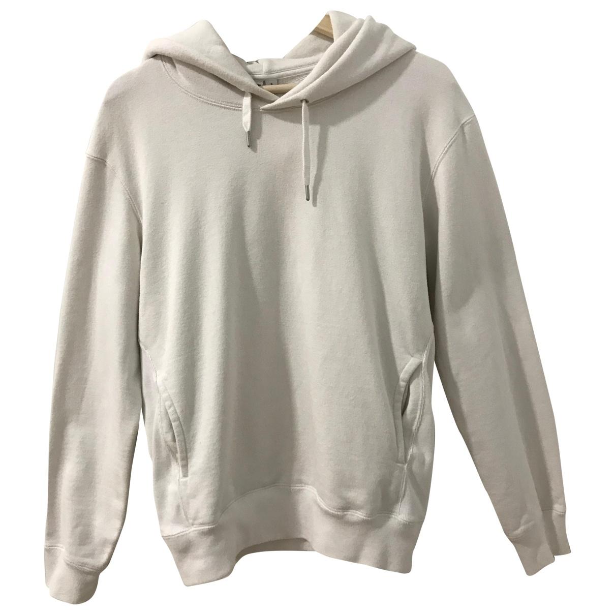 Uniqlo \N White Cotton Knitwear & Sweatshirts for Men S International
