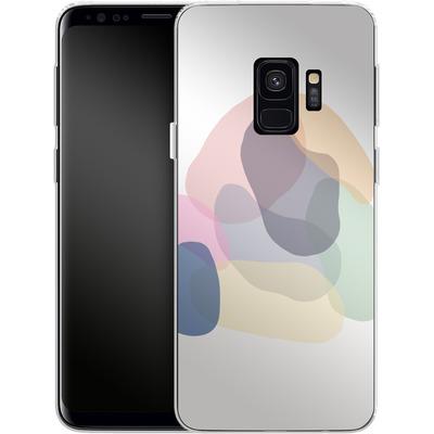Samsung Galaxy S9 Silikon Handyhuelle - Colour Studies von Lucy Bohr