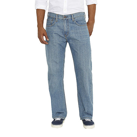 Levi's Men's 569 Loose Straight Jeans, 40 32, Blue