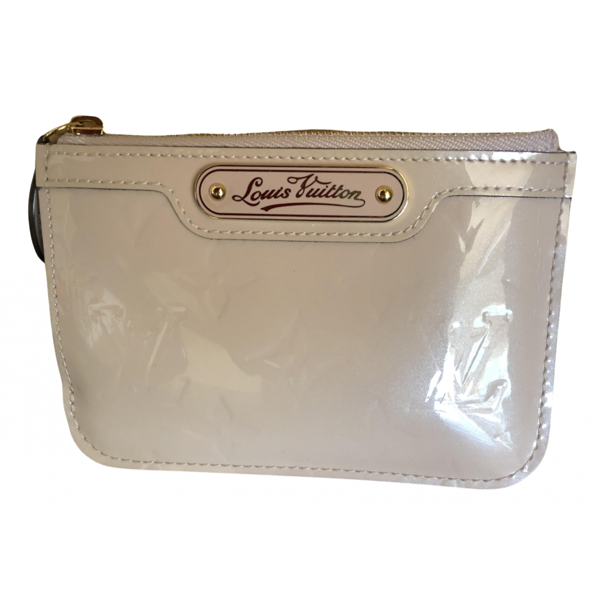 Louis Vuitton N Pink Patent leather Purses, wallet & cases for Women N