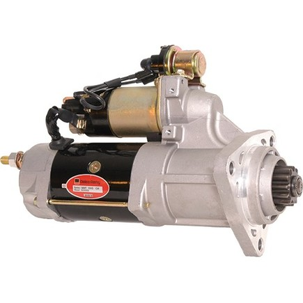 Delco Remy 8200075 - School Bus Starter For Thomas Built Bus, Merce...